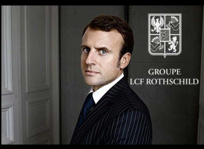 """The Saker: """"President Macron's Amazing Admission"""""""