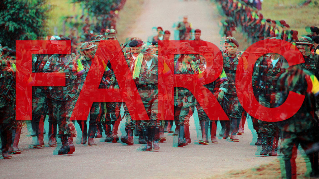 Split In FARC (– EP) And Return To Path Of Armed Struggle