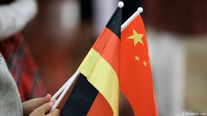 Germany And China Clash Over Hong Kong And Economic Issues
