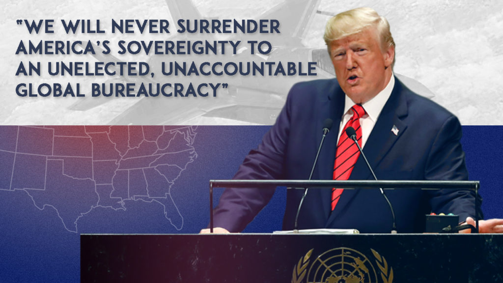 """Watch: President Trump Delivers His """"Most Important Speech Ever"""" (Rejecting Results Of Election For Sure)"""