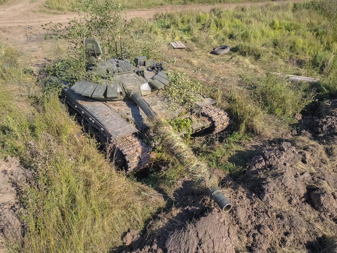 Russian Tank Drills At NATO's Eastern Border - the Kaliningrad Exclave (Photos, Videos)