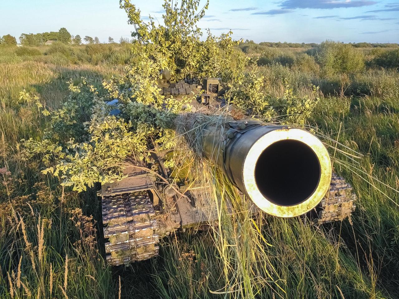 Russian Tank Drills At NATO's Eastern Border - the Kaliningrad Exclave (Photos, Videos)