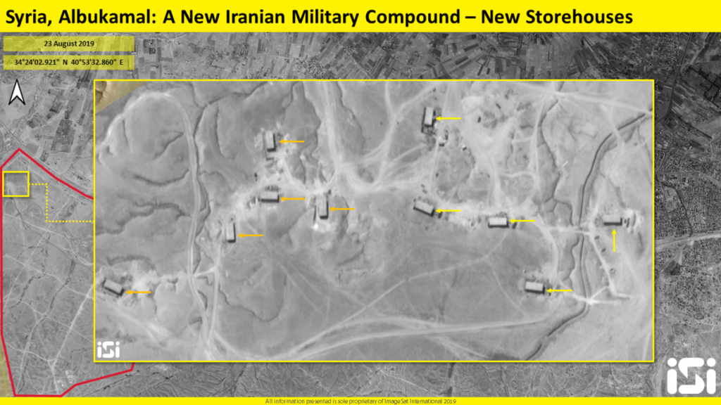 'Thousands Of Troops' And 'Precision-Guided Missiles': MSM Found 'Secret Iranian Base' In Syria