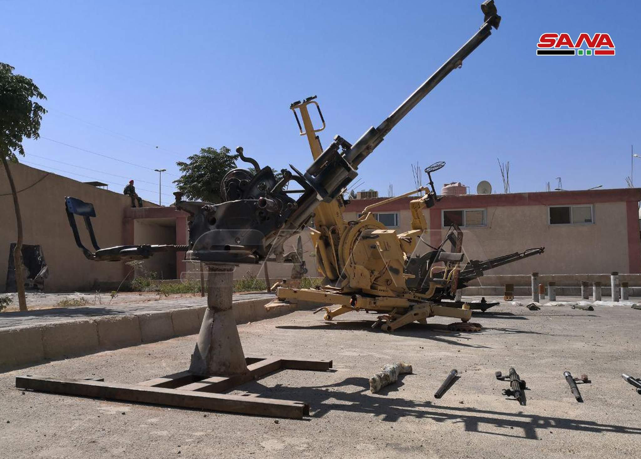 Army Uncovers Dozens Of Grad Rockets In Southern Syria (Video, Photos)