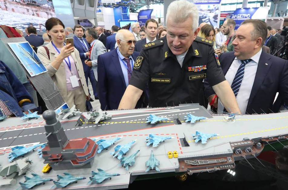 Future And Present Of Russian Navy. What Was Shown At 2019 Navy Show