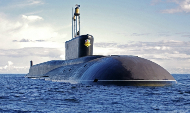 Russia Resurrects Blue-Water Navy