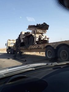 Libyan Army, GNA Forces Exchange Airstrikes (Photos)