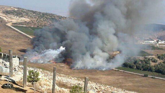Hezbollah Strikes Back, Destroys Israeli Military Vehicle In Upper Galilee