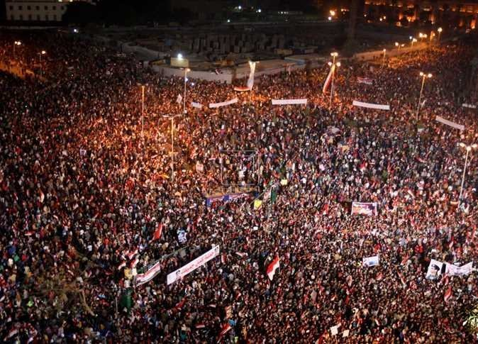 Foreign-Organized Protests Threaten Shaky Stability In Egypt