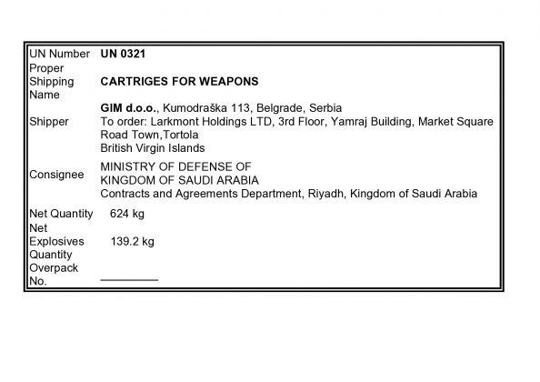 Saudi Arabia Hired US Contractors To Procure Weapons That Ended Up In Hands Of ISIS Terrorists In Yemen