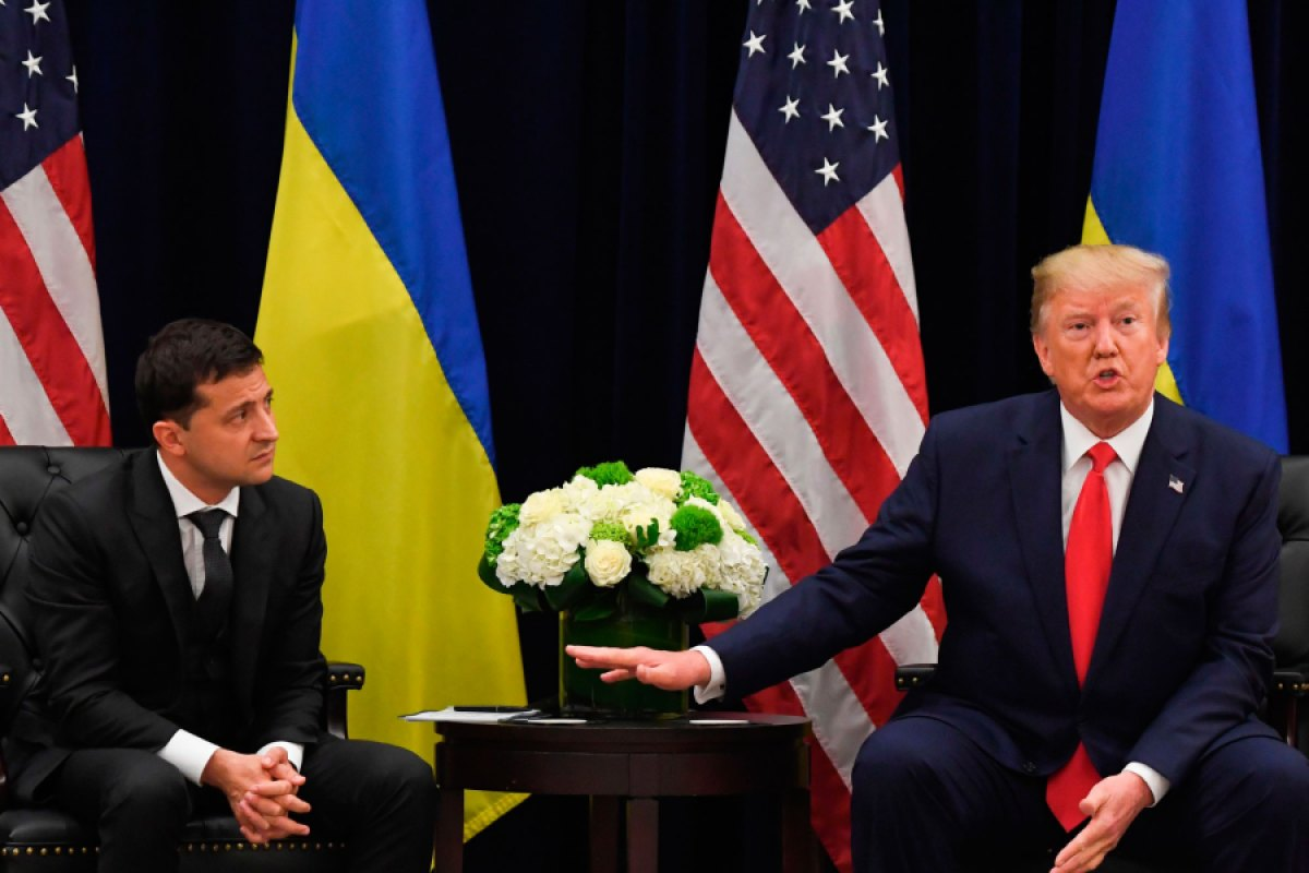 Know Your Place! White House Declassified Zelensky Conversation Memo Despite Protests From Kiev