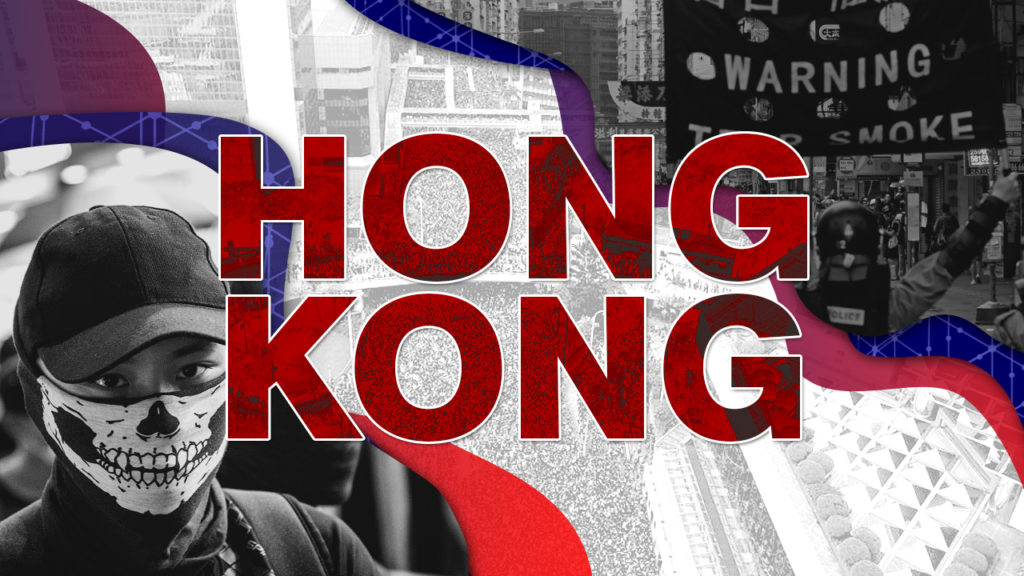 """China Arrests US Lawyer During """"Massive Crackdown"""" In Hong Kong"""