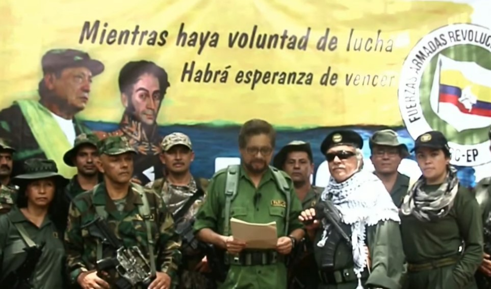 Former FARC Leader Announces Return To Armed Struggle Against Colombian Government