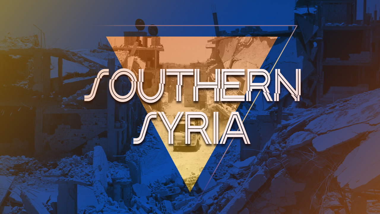 Southern Syria And Regional Security Challenges