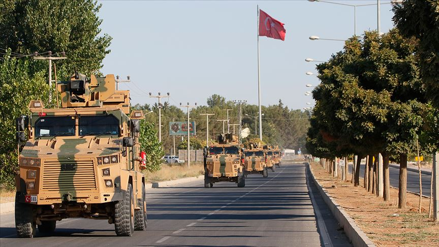 US And Turkey Start Implementing Safe Zone Agreement