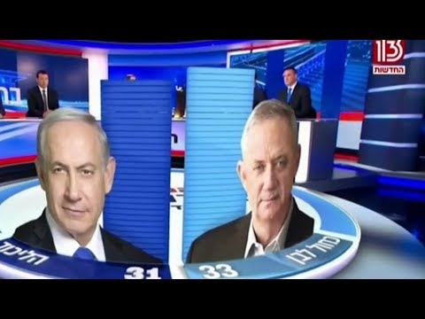 Netanyahu's Fight For Parliamentary Immunity: Loses 31 to 33 Seats Against Rival Benny Gantz In Elections