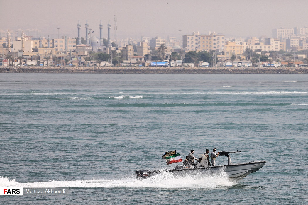 Weapons And Equipment Showcased During Naval Parade In Iran's Bandar Abbas (Photos, Videos)
