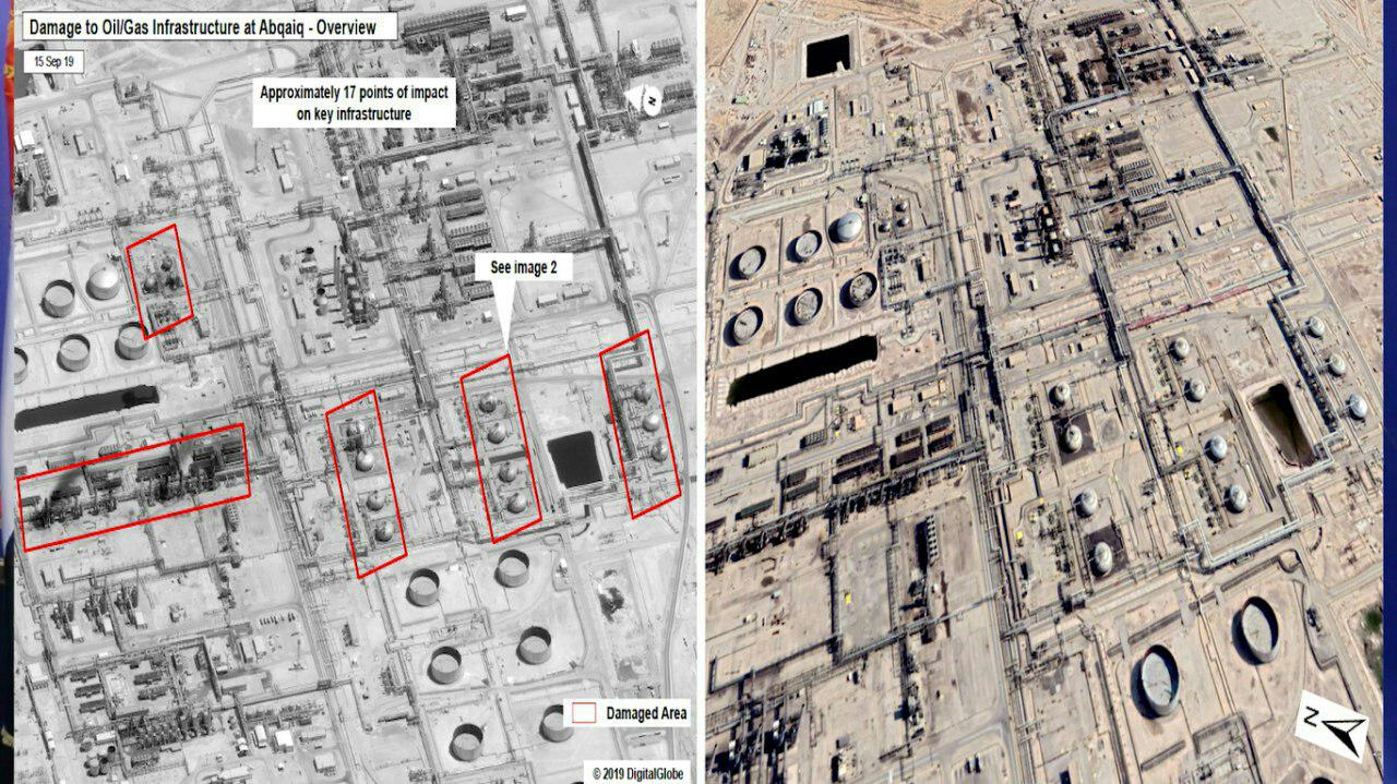 Yemen's Ansar Allah Reveals New Details About 2019 Abqaiq–Khurais attack