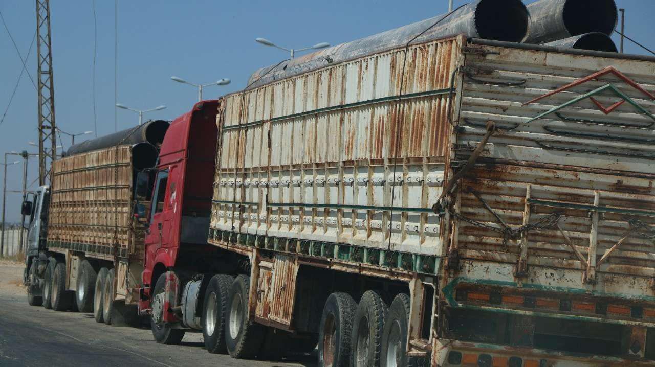 Hayat Tahrir al-Sham Loots Key Pipeline Amid Corruption Scandal (Photos)