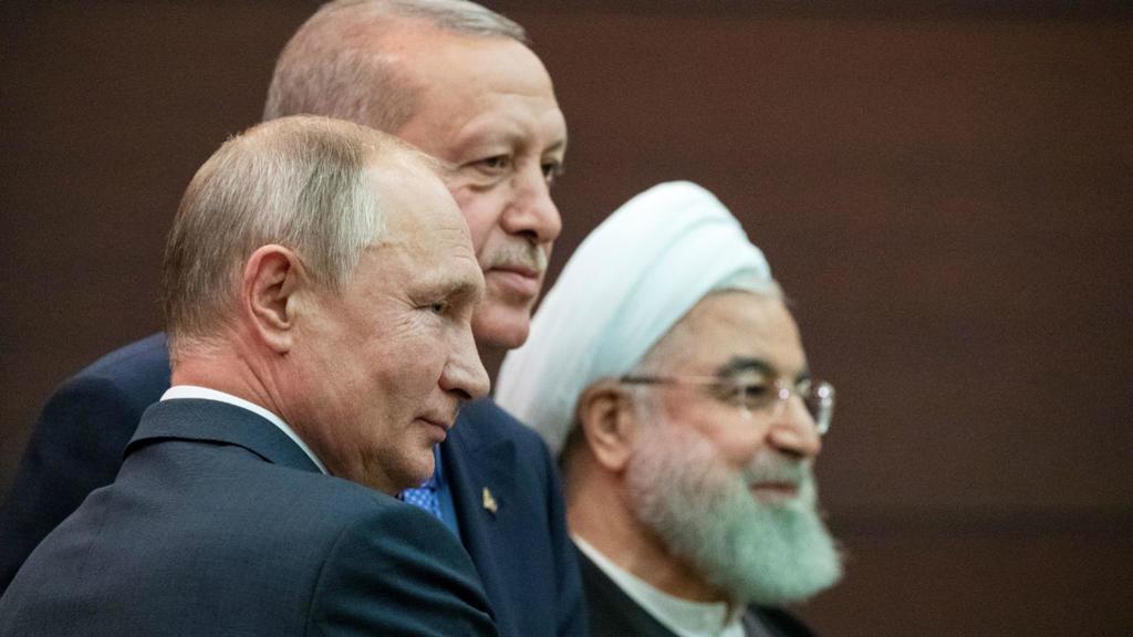 Russia, Turkey And Iran Reinforce Coordination During High Level Summit In Ankara