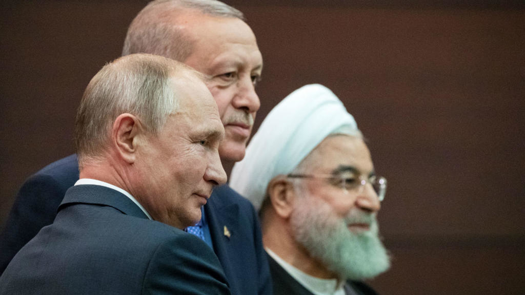 Russia, Turkey And Iran Reinforce Coordination During High Level Summit In Ankara