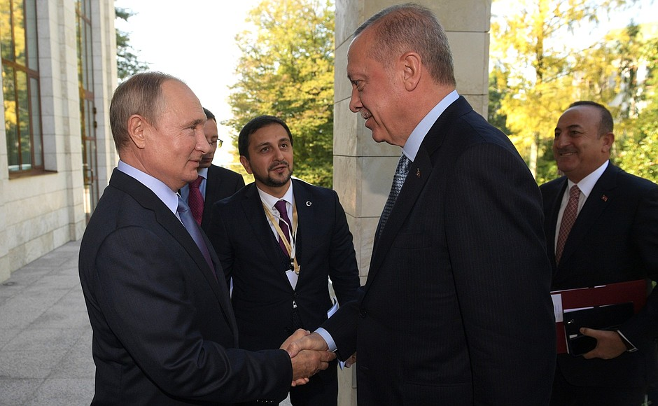 Syrian Army And Russian Military Police To Deploy On Border: Putin And Erdogan Reach 'Historic' Agreement On Northeastern Syria