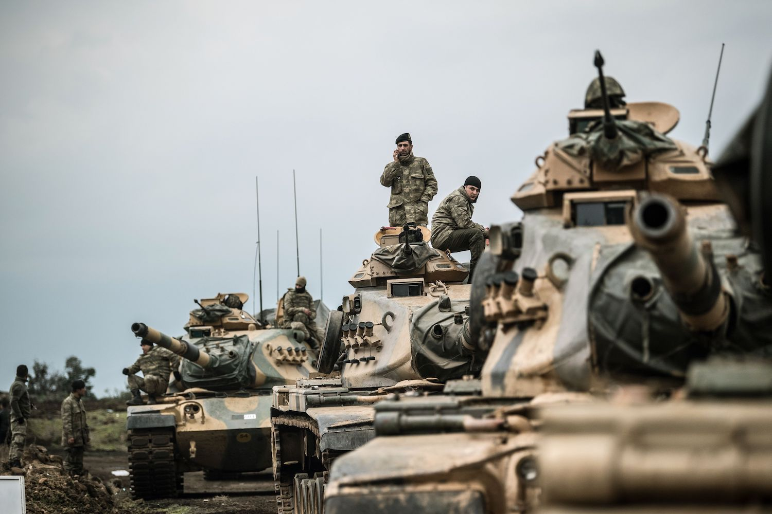 Turkish Forces Continue To Establish Military Posts In Southern Idlib, Planning To Patrol Syrian Region