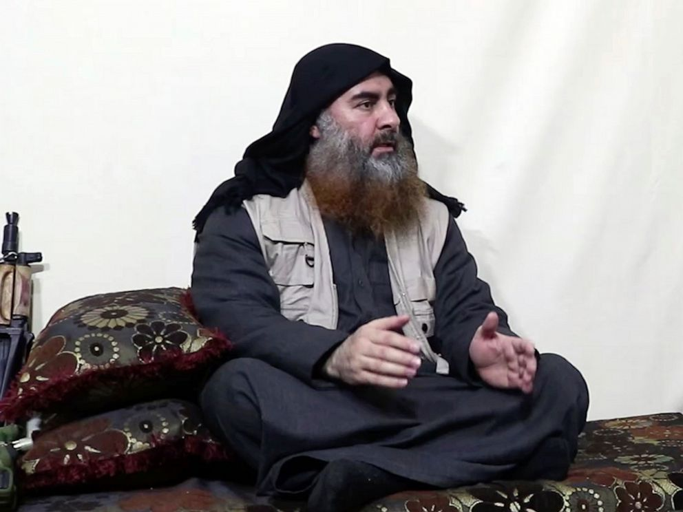 ISIS Leader Al-Baghdadi Was Killed In US Operation In Syria's Idlib: Reports