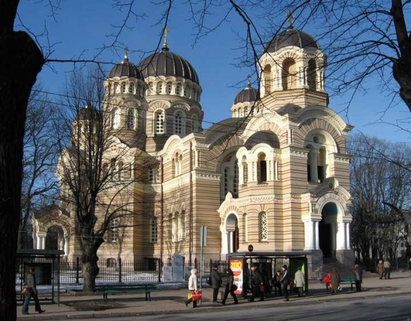 Campaign Against Moscow Patriarchate Developing In Latvian Media