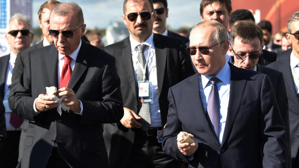 Booming Turkish-Russian Trade Abandoning US Dollar