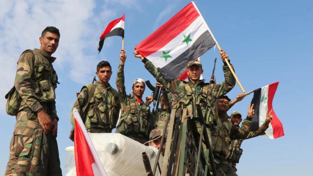 Syrian Army Deploys In 90km-wide Area From Ras al-Ayn To al-Qamishly