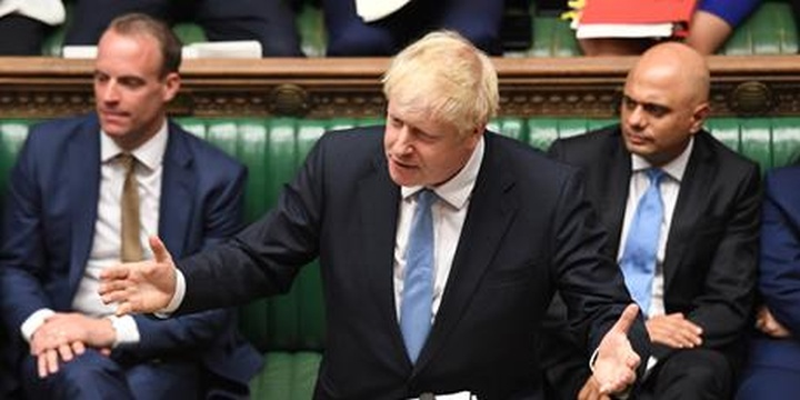 Boris Johnson Against Parliament
