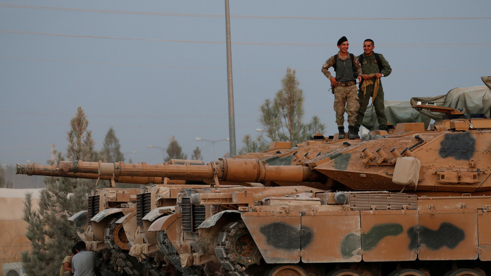 Turkish Artillery 'Accidentally' Shelled US Forces Deployed In Northern Syria