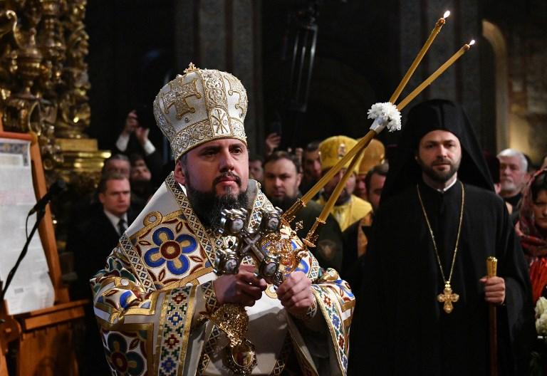 Orthodox World Splits Over 'Ukraine Question'