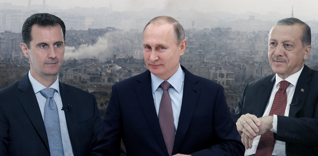 "Putin Planning ""Deal Of The Century"" Between Syria & Turkey As US Exits"