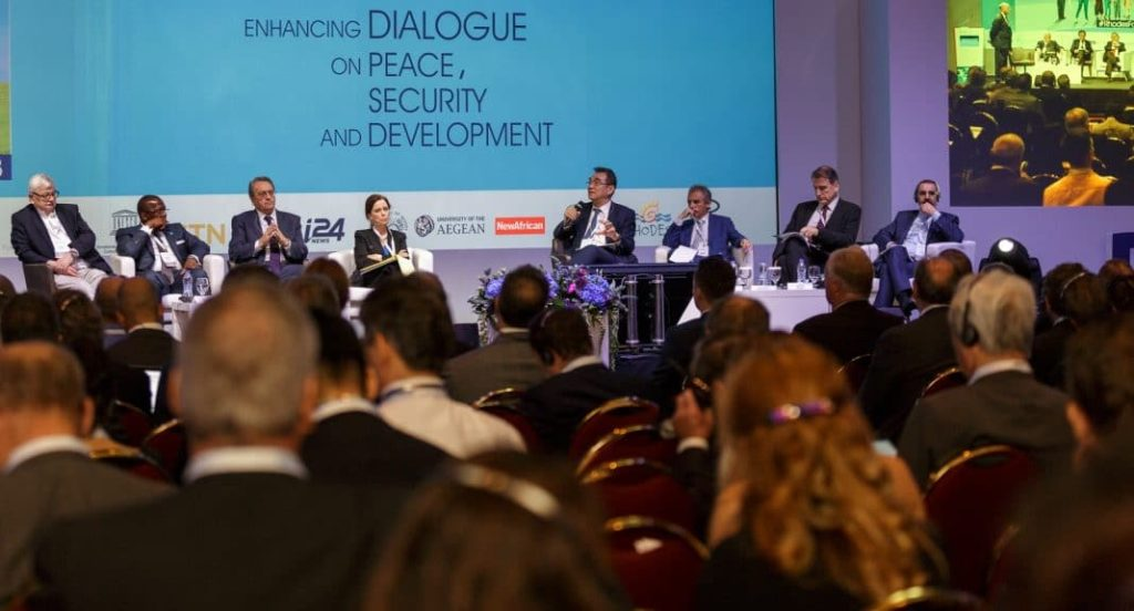 """Russia's Representative Remarks At Conference """"Global disorder. Towards Dialogue-Based Worldviews"""""""