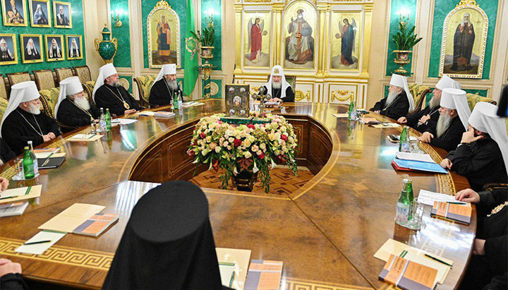 Moscow Patriarchate Declares Readiness To Defend  United Orthodox World