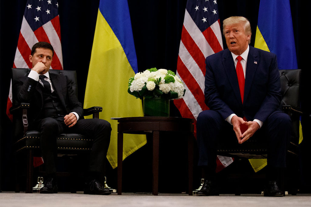 Ukrainegate: Is It Waterloo for Trump, or for America's 'News'-Media?
