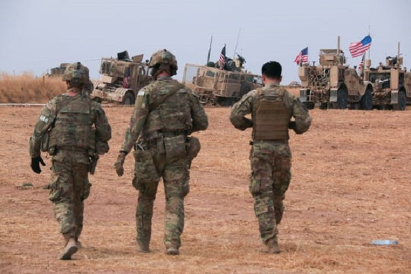 US Troops Will Remain In Syria To 'Protect' Oil Fields From ISIS