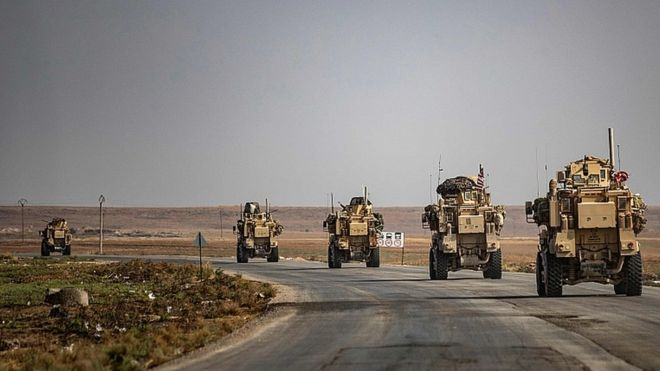 """Iraq Says """"No"""" To US Troops Coming From Northern Syria"""