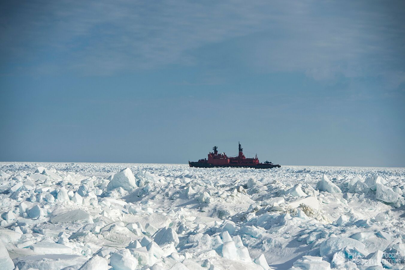 US New Arctic Strategy Is Aimed At Pressuring Russia