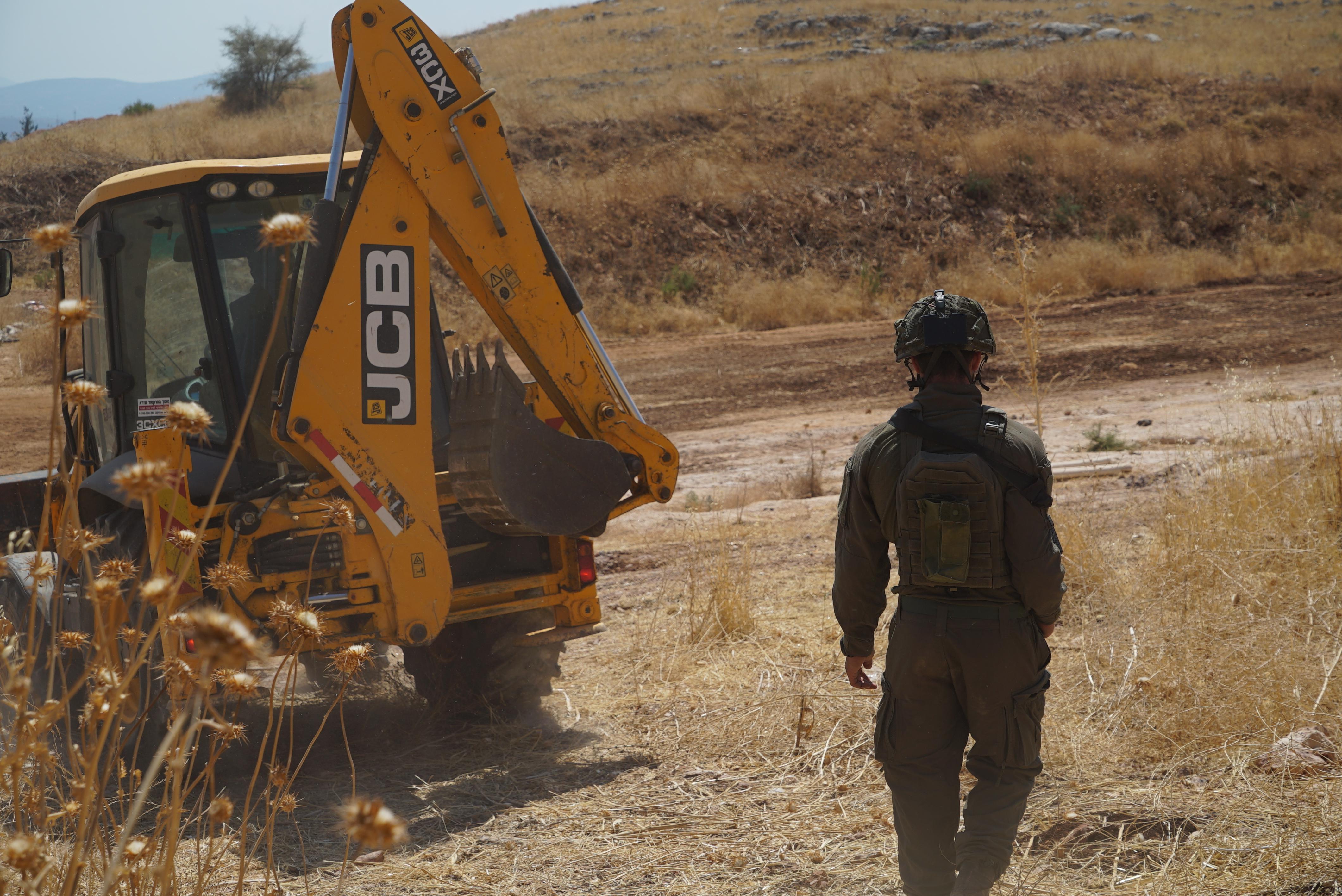 Israel Establishes Its First Anti-Tunnel Combat Unit
