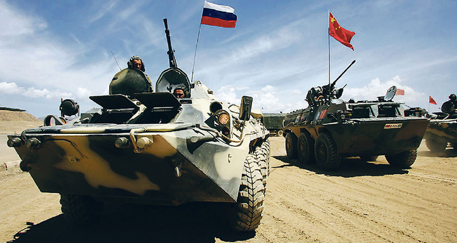 Russia-China: Strategic Cooperation Or Military-Political Alliance?