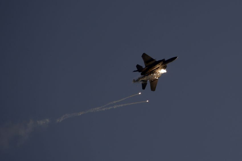 Recent Israeli Strikes Targeted Office Of Senior Syrian Commander