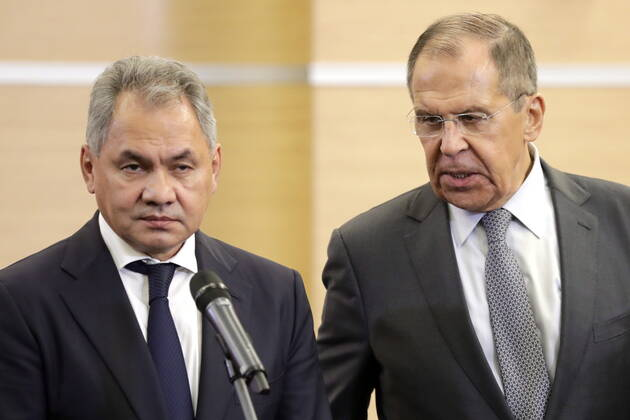Sergey Lavrov's Remarks And Answers Following Talks Between Turkish And Russian Presidents