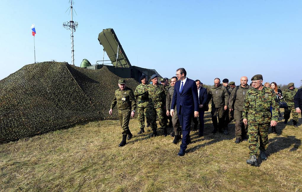 Serbia Purchases Pantsir-S, Hopes It Can Afford S-400 In Future