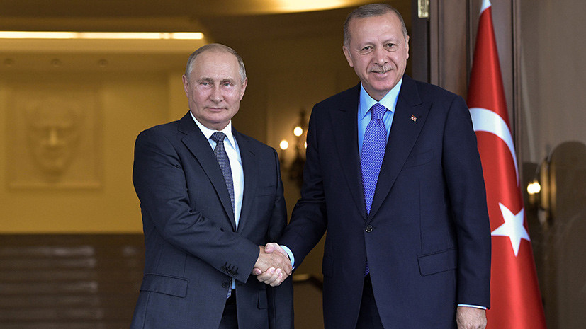 Russia And Turkey Sign Agreement To Deal In National Currencies, Avoiding Dollars And SWIFT