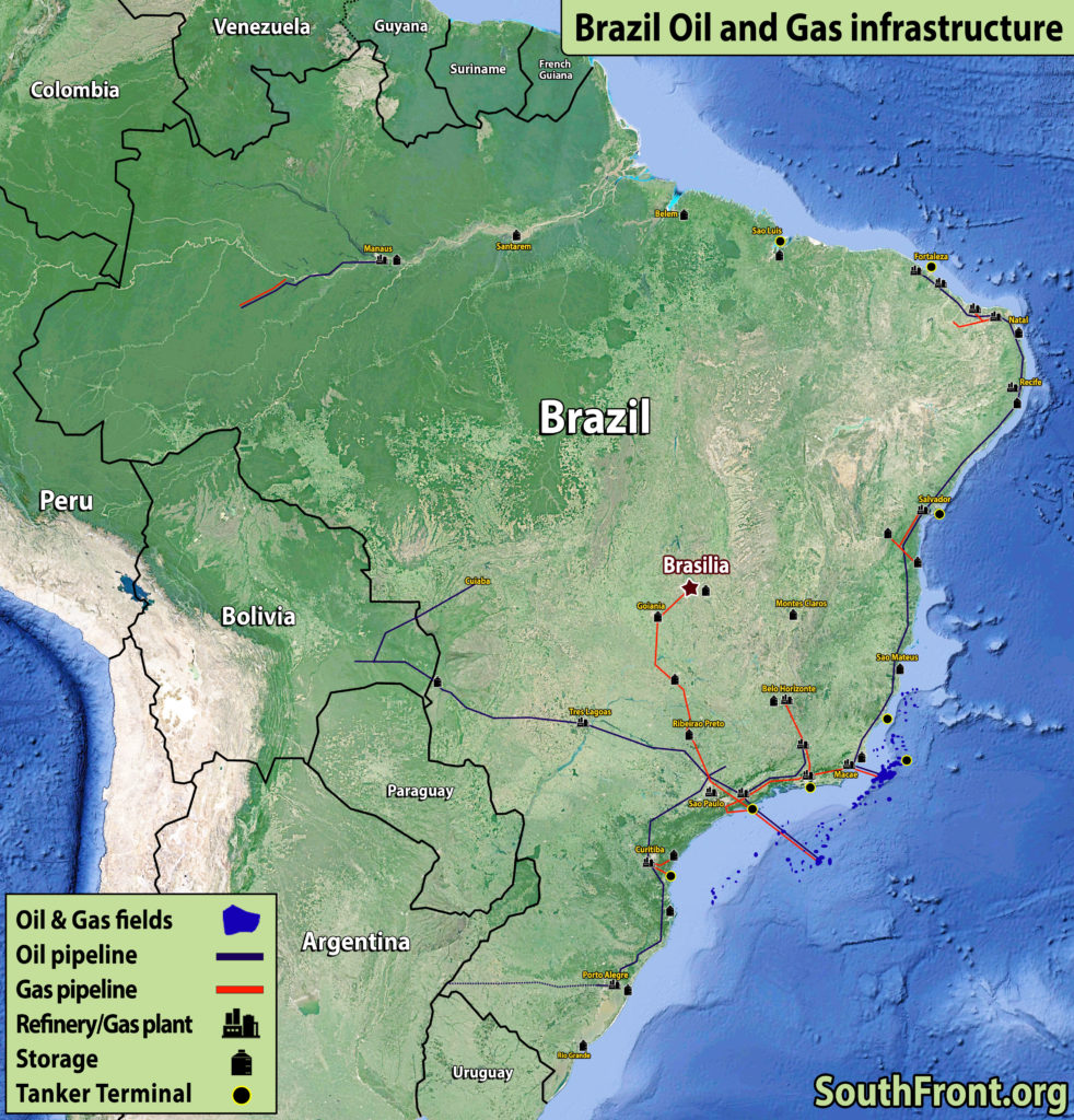 Recent Developments In Brazil: Part I – Regional Politics And International Relations