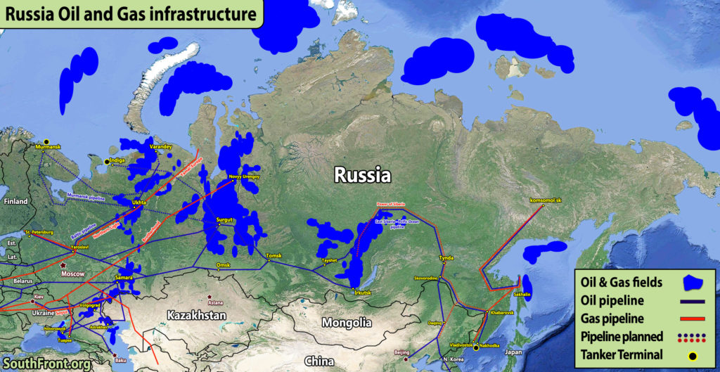 The Launch of Power of Siberia and the Advent of Eurasian Economic Cooperation