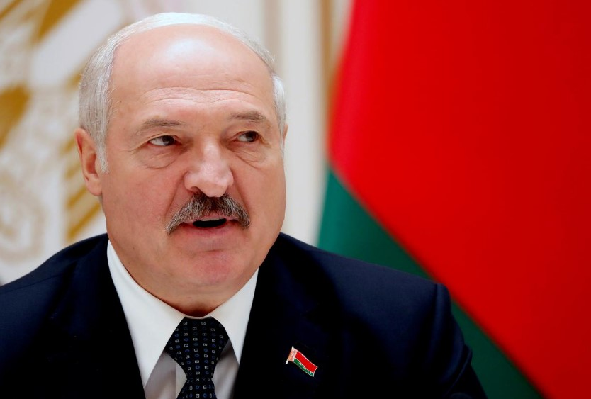 Lukashenko Describes Situation In Eastern Ukraine As Conflict Between Russia And Ukraine